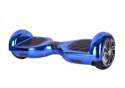 Гироскутер (гироборд) Classic 6,5 хром  синий