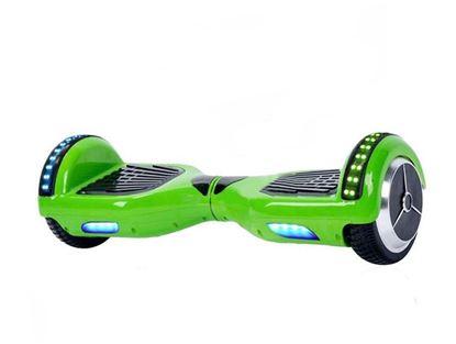 Гироскутер (гироборд) Classic зеленый