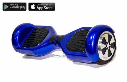 Гироскутер Classic 6.5′ Digital (Приложение к телефону, Самобаланс, Led, Bluetooth, сумка)