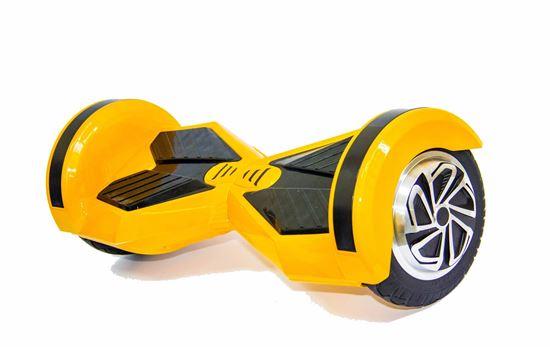 Гироскутер  Lambo 8′ Yellow (Led, Bluetooth, пульт, сумка)