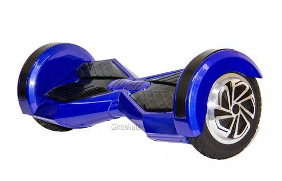 Гироскутер Lambo 8′ Blue (Led, Bluetooth, пульт, сумка)