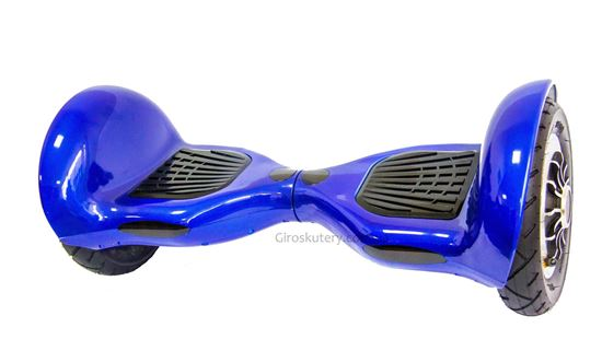 Гироскутер Allroad 10' Professional NEW Blue (Led, Bluetooth, Сумка, Пульт)