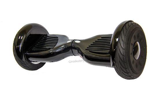 Гироскутер Allroad 10.5' Future Black (Led, Bluetooth,пульт,сумка)
