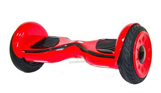 Гироскутер Allroad 10.5' Future Red (Led, Bluetooth,пульт,сумка)