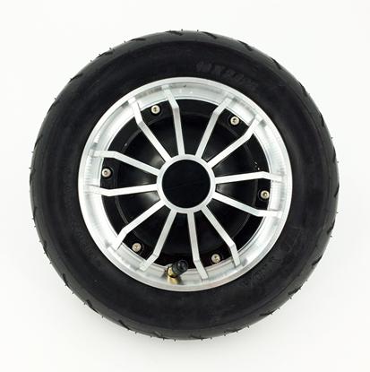 Электродвигатель с колесом для гироскутера (гироборда) AllRoad 10'