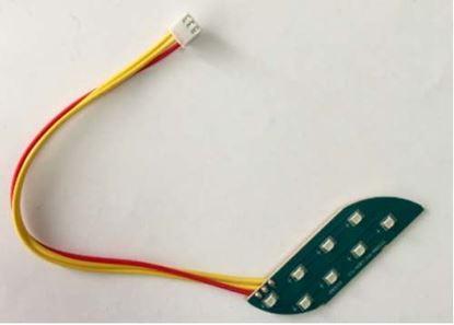 Передняя подсветка для гироскутера (гироборда)