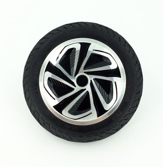 Изображение Электродвигатель с колесом для гироскутера (гироборда) Lambo 8'