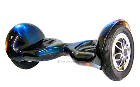 Изображение для категории Гироскутер с колесами по 10 дюймов и причины его популярности