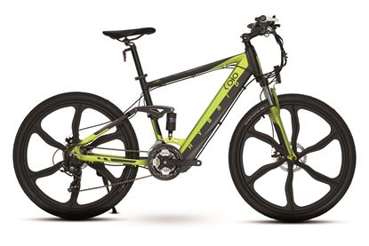 OIO CITY BIKE Elite Green