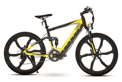 OIO CITY BIKE Elite Yellow