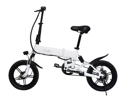OIO Booster Bike white