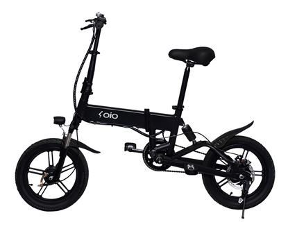 OIO Booster Bike black